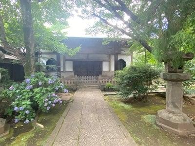 最勝寺教学院の本殿