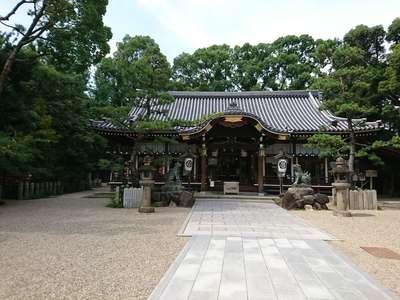 杭全神社(大阪府)