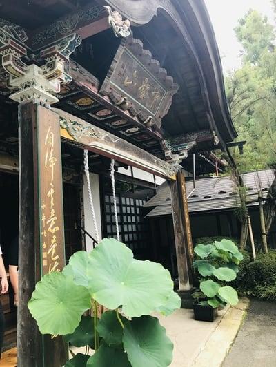 大正寺(中野不動尊)(福島県)