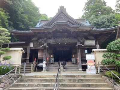 大窪寺の本殿