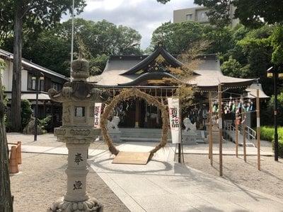 伊和志津神社の建物その他