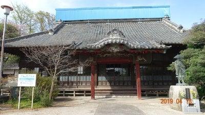 総願寺の本殿