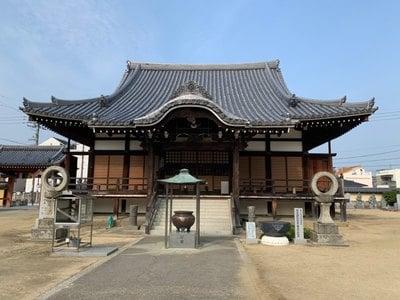 善通寺の本殿