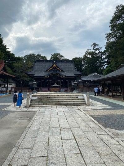 妻沼聖天山歓喜院(埼玉県)