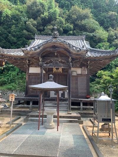 佛木寺の本殿