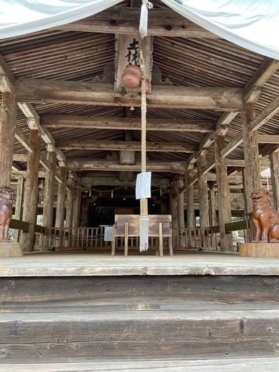 土佐神社の本殿