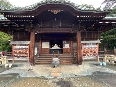 貞照寺の本殿