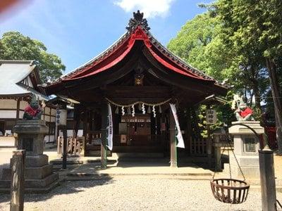 清州山王宮 日吉神社(愛知県)