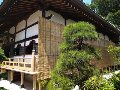 高蔵寺の本殿