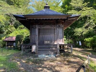 馬頭院の本殿