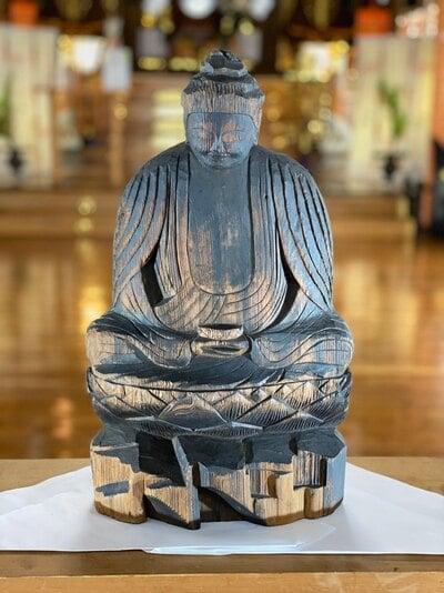 釧路一之宮 厳島神社の仏像