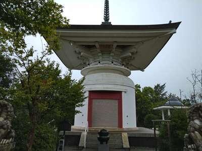 佛母寺の本殿