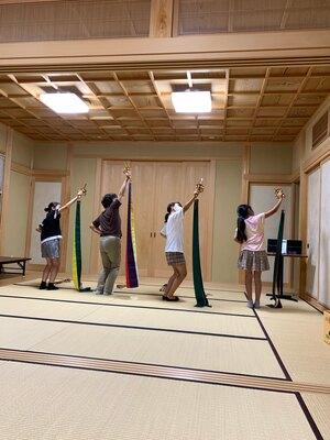 滑川神社 - 仕事と子どもの守り神の神楽