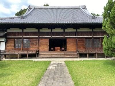 地蔵寺の本殿