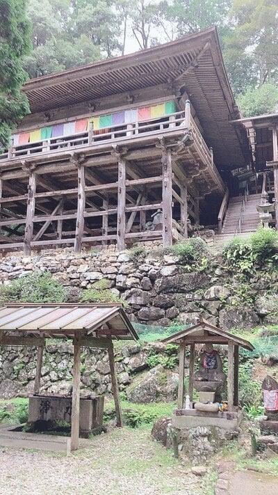 日龍峯寺(高澤観音)(美濃清水)の本殿