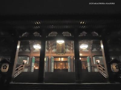 智積院の本殿