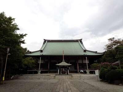 清浄光寺(遊行寺)の本殿