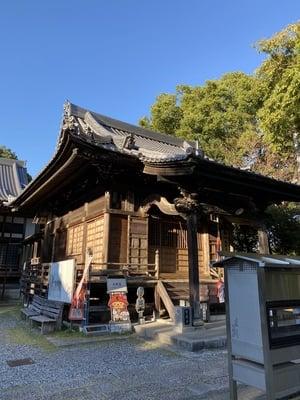 雪蹊寺の本殿