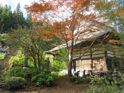 泰寧寺の本殿