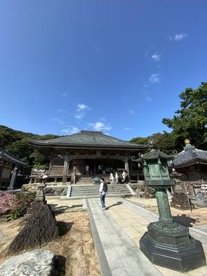 金剛福寺の本殿