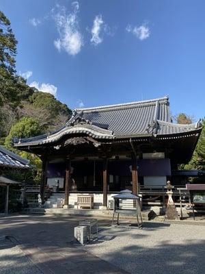 延光寺の本殿