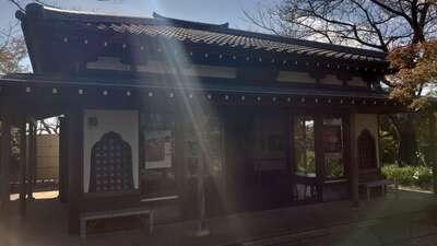 常楽寺の本殿