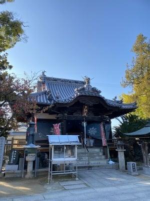 圓明寺の本殿