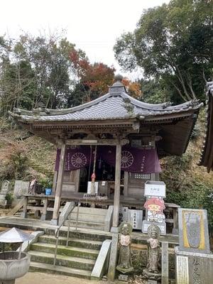 仙遊寺の本殿