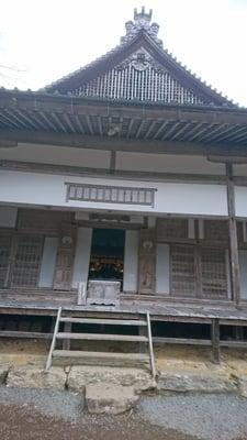 高源寺の本殿