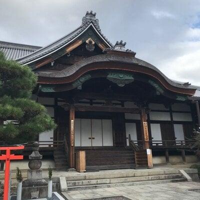 大聖寺の本殿