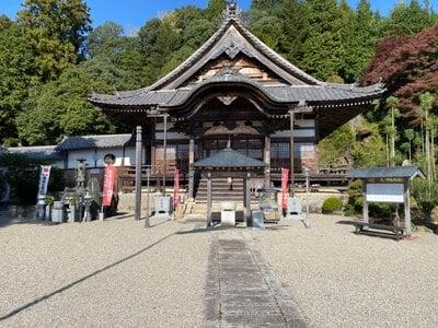 常福寺の本殿