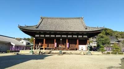 叡福寺の本殿