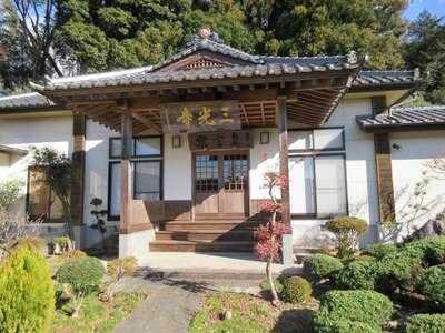 三光寺の本殿