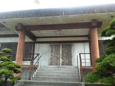 大聖寺(波切不動尊)の本殿