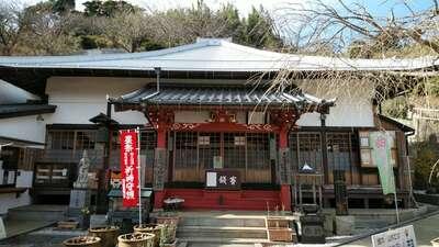 妙音寺の本殿