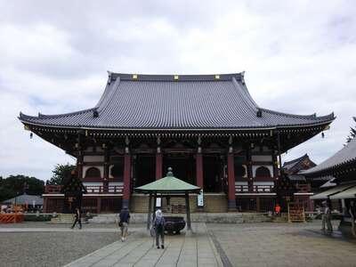 池上本門寺の本殿