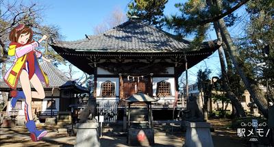観音寺(世田谷観音)の本殿