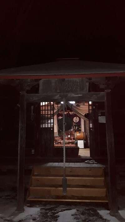 延寿寺観音堂(岩手県)