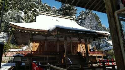 日吉大社の本殿