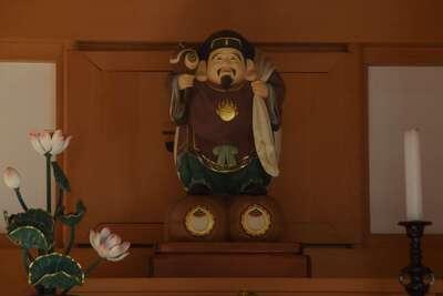 日本寺の本殿