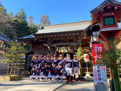 滑川神社 - 仕事と子どもの守り神の初詣