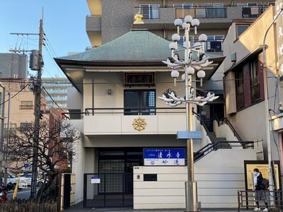 清水寺の本殿