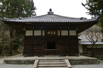 浄智寺の本殿