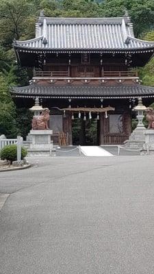 石鎚神社(愛媛県)