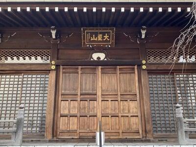 南谷寺の本殿