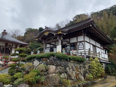 能蔵院の本殿