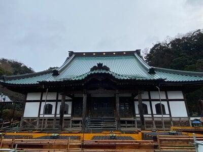 光明寺の本殿