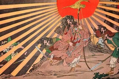 河内阿蘇神社の芸術