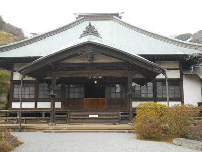 海蔵寺の本殿