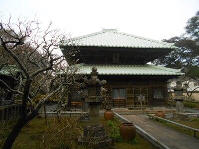 英勝寺の本殿